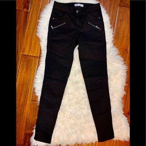 Zara Biker style pants